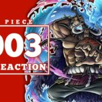 KAIDO IS KING!!!| One Piece 1003 Live Reaction & Discussion| ワンピース