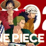 MIND-BLOWING PARALLELS! ONE PIECE CHAPTER 1002 MANGA REVIEW | ワンピース 1002 – RogersBase