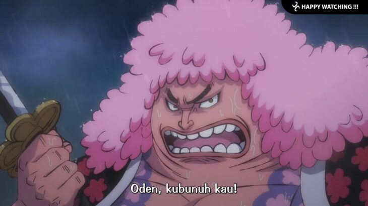 One Piece Episode 962 – Sub Indo Terbaru FULL