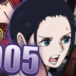 ROBIN'S TIME HAS COME!! | One Piece Chapter 1005 Live Reaction & Review | ワンピース 1005