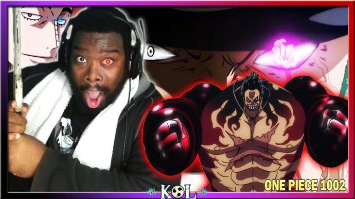 YOOOOOOOOO! SUPERNOVA Vs YONKO MASSIVE HYPE!!   One Piece Chapter 1002 LIVE REACTION – ワンピース