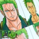 Drawing Zoro in Different Anime Manga Styles | One Piece ワンピース | #49