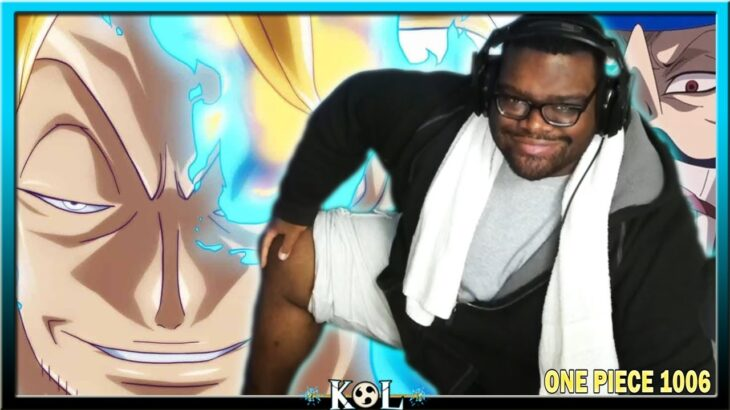 MARCO PINEAPPLE POWER OVERWHELMING! | One Piece Chapter 1006 LIVE REACTION – ワンピース