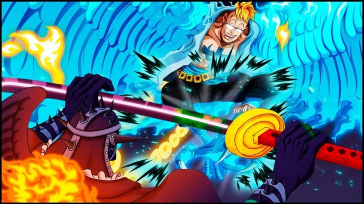 ONE PIECE CHAPTER 1006 MANGA REVIEW THEORY REACTİON   1006 ワンピース #MARCOVSKING,QUEEN