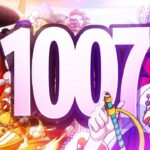 ONE PIECE CHAPTER 1007 MANGA REVIEW THEORY REACTİON | 1007 ワンピース #ODENCATHARİNADEVONTOKİHİYORİ?