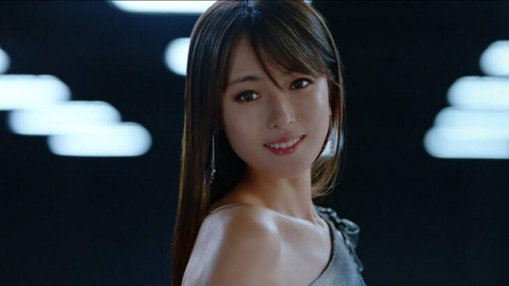 深田恭子、肩出しワンピースで美を解き放つ!美の秘訣について語る 『放置少女~百花繚乱の萌姫たち~』CMメーキング