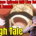 One Piece Episode 968 Live Reaction. Laugh Tale THE FINAL Island ワンピース