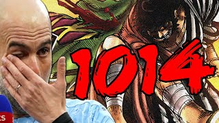 One Piece Chapter 1014 Reaction – There Is Only PAIN In My Heart… ワンピース