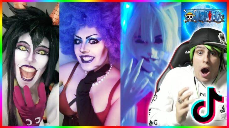 【TikTok】凄過ぎる海外のワンピースコスプレイヤー集!【one piece cosplay tik tok】