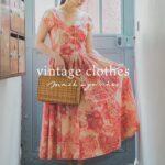 パリ古着屋巡り|可愛いヴィンテージのワンピースを見つけました♪|美味しいファラフェルサンド|日常Vlog|パリ暮らし|Vintage shop