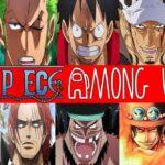 【AmongUs】大集合!ワンピースキャラで宇宙人狼2【#アマングアス #AmongUs #アモングアス】