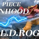 ONE PIECE ワンピース MANHOOD -GOL.D.ROGER- ゴールド・ロジャー