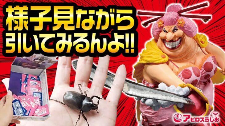 【一番くじ】ワンピース Best of Omnibus 初戦 「生でダラダラ引かせて!!」【ONE PIECE】
