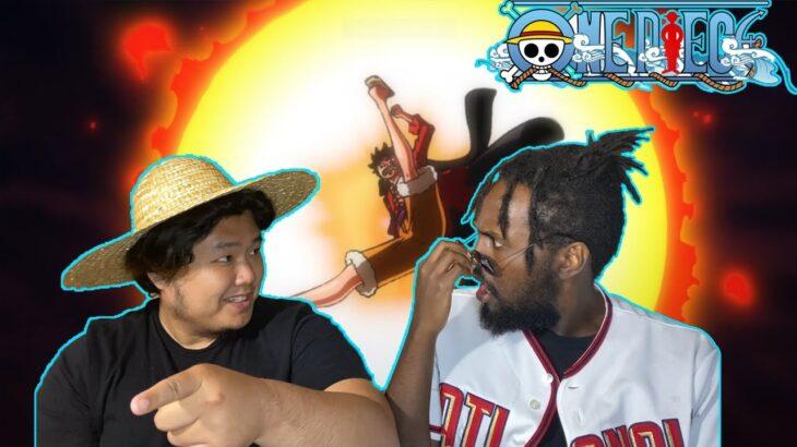 ENTER THE TOBI ROPPO One Piece Episode 982 Reaction