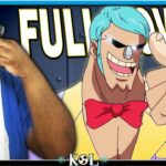 FRANKY ALWAYS HAS THE WEIRDEST FIGHTS! 😂😂 | One Piece Chapter 1019 LIVE REACTION – ワンピース