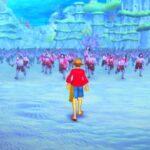 【ワンピース】ルフィ 覇王色の覇気 - 10人 VS 10万 – 【海賊無双3】