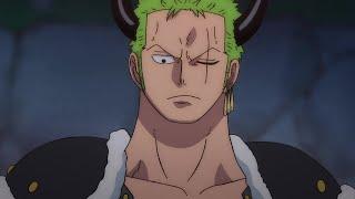 Kaido'nun Oğlu Kim? Luffy & Zoro Çılgınlığı!  One Piece 985.Bölüm Anime İncelemesi l ワンピース