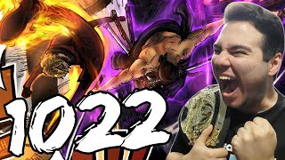 One Piece Chapter 1022 Reaction – THE STARS HAVE TAKEN THE STAGE!!! ワンピース