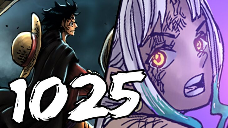 One Piece Chapter 1025 Reaction – THERE CAN ONLY BE ONE DRAGON!!! ワンピース