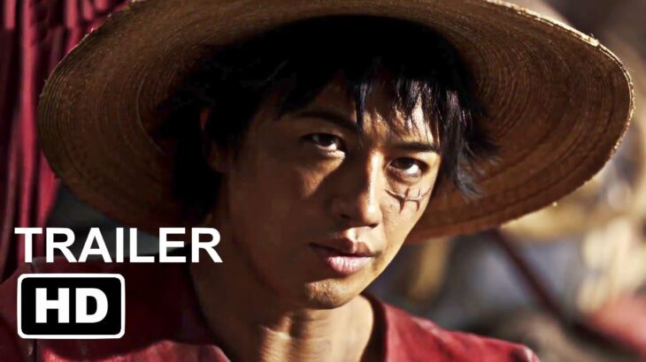 """One Piece: The Movie 'Teaser Trailer' Live Action 