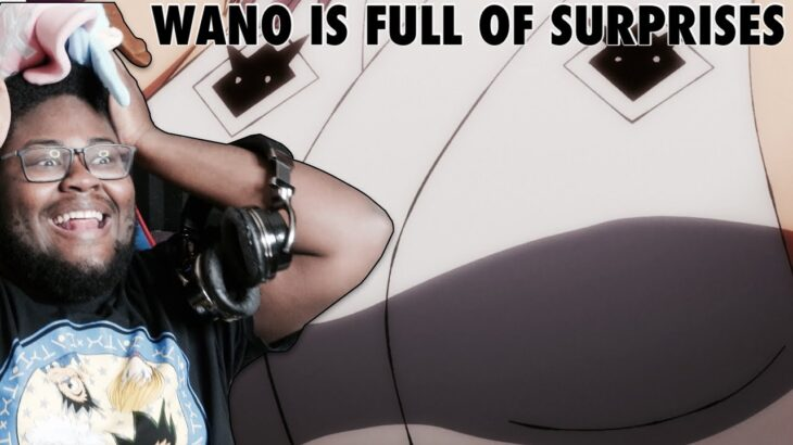 YAMATO GOT SOME EXPLAINING TO DO   ONE PIECE EPISODE 991 REACTION
