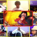 【海外の反応】Yamato vs Luffy | One Piece Episode 991 ワンピース 991話 リアクション Reaction