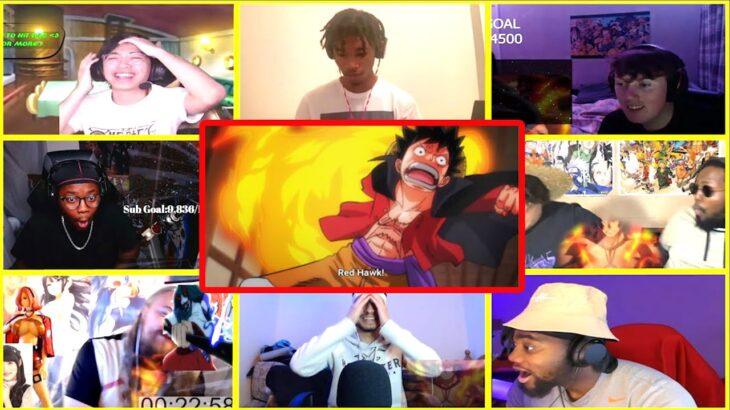 【海外の反応】Yamato vs Luffy   One Piece Episode 991 ワンピース 991話 リアクション Reaction