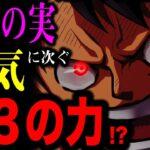 ルフィが「第3の能力」に覚醒!!! 知られざる生命帰還とは!?【ワンピース考察】